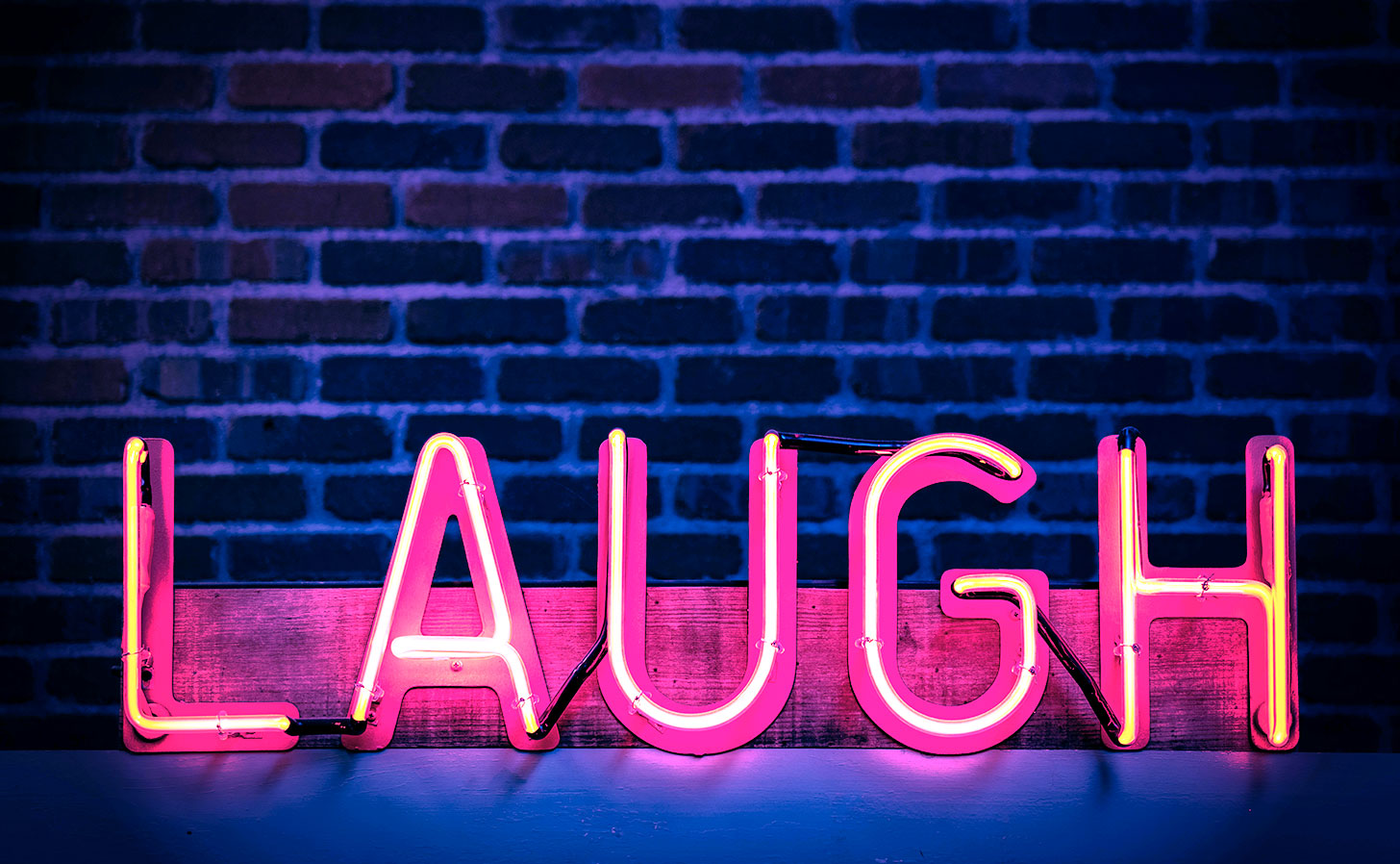 Laugh. Photo: Tim Mossholder / Unsplash