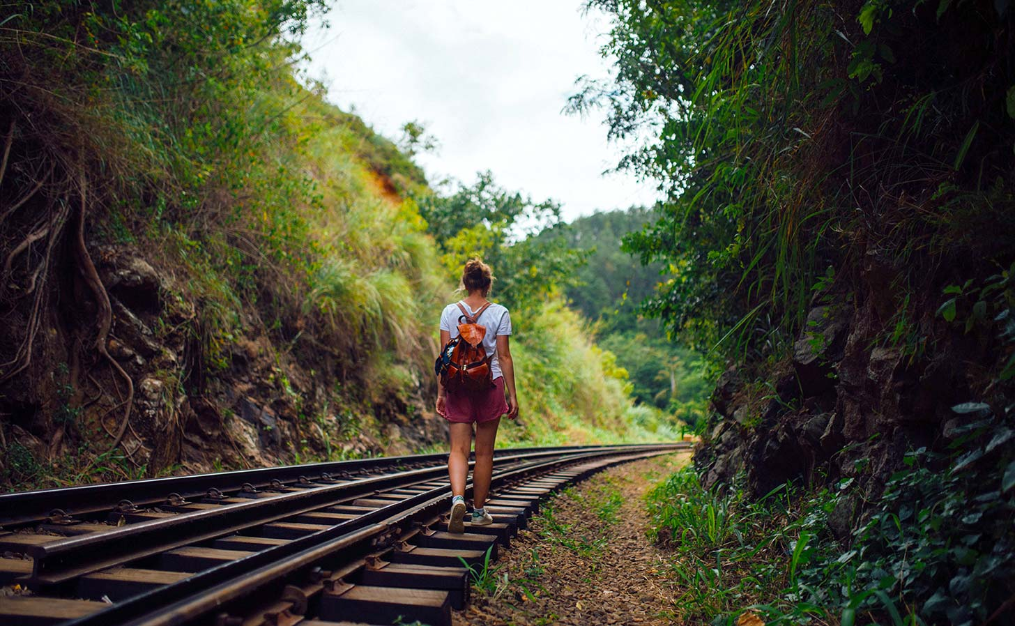Read about 14 solo female travelers exploring the world. Photo: Etienne Boulanger / Unsplash