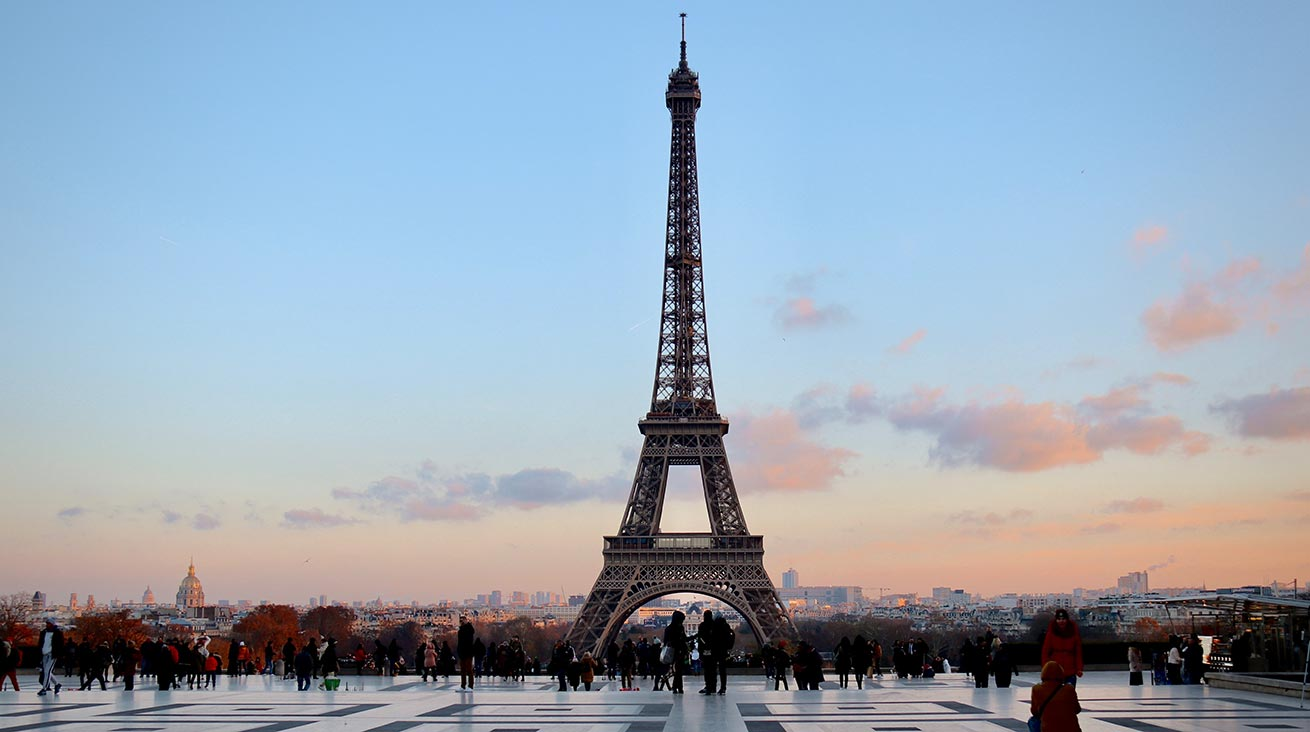 The Eiffel Tower in Paris. Photo: Fabien Maurin / Unsplash