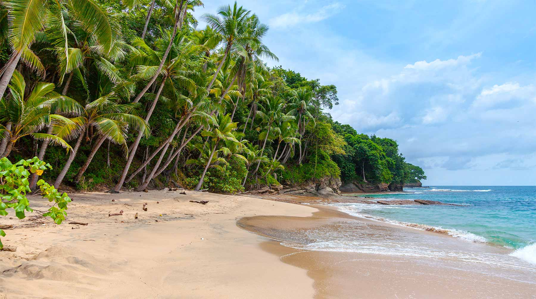 Playa Blanca, Saboga in Panama. Photo: Rowan Heuvel / Unsplash