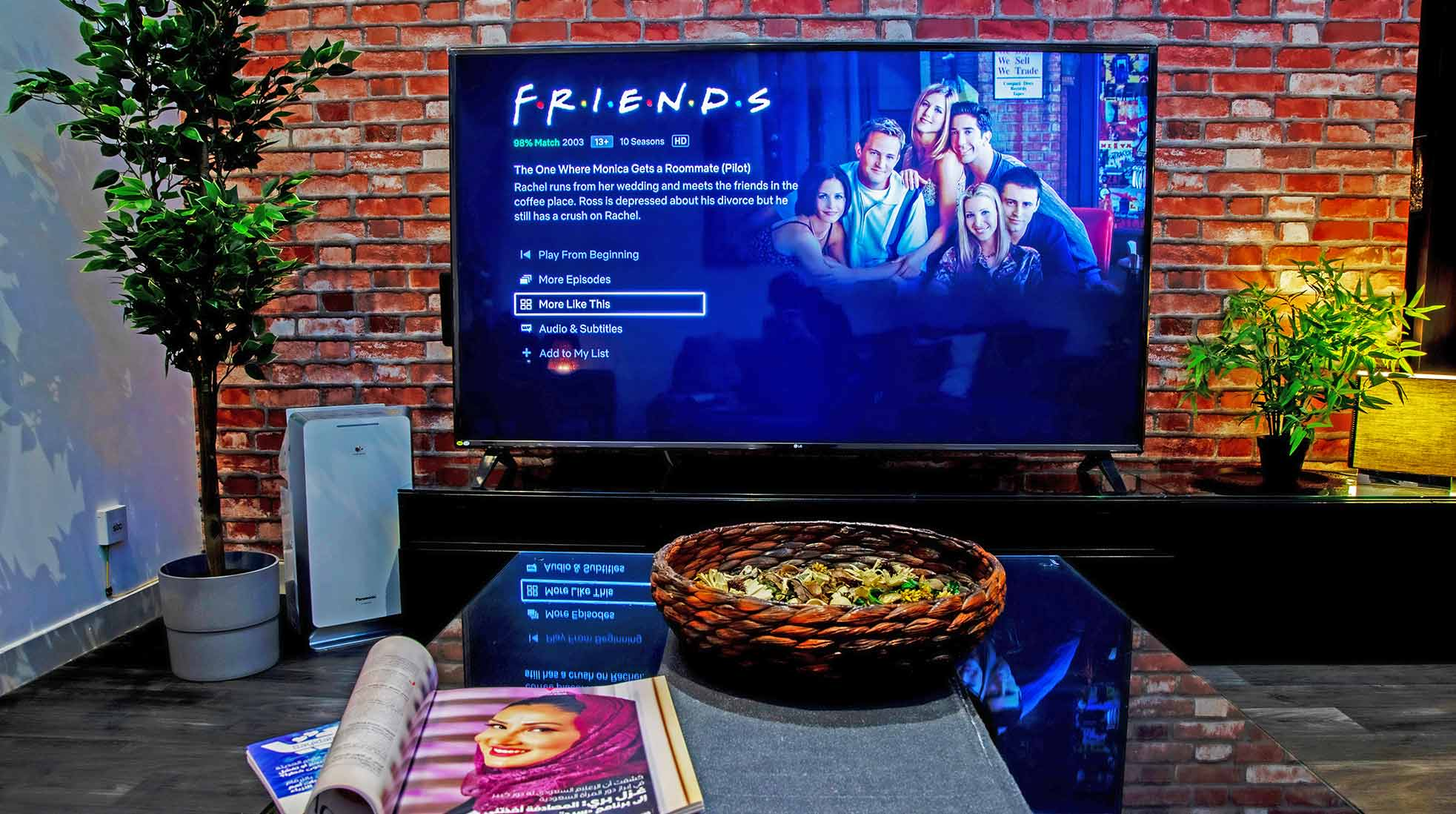 Friends is one of the most popular TV shows in recent history. Photo: Mahrous Houses / Unsplash