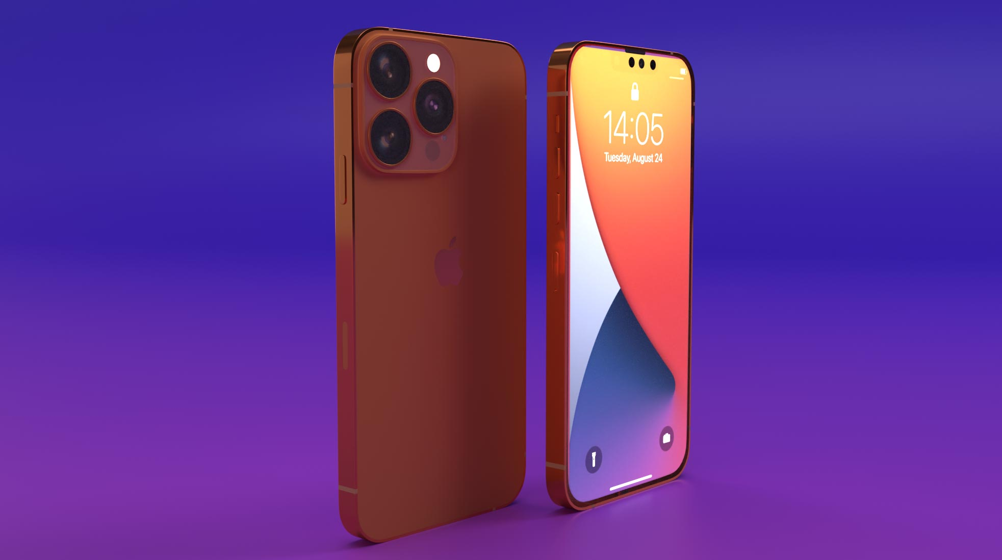 Is this what the iPhone 13 Pro Max will look like? 3D-model by ANdrewsss / Sketchfab (CC BY 4.0)
